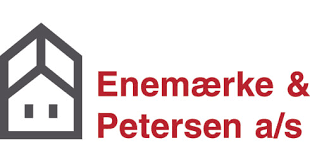 Enemærke og Petersen logo